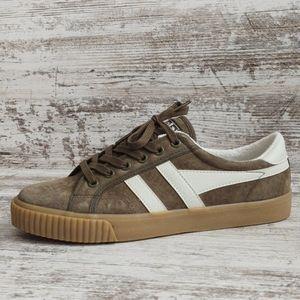 ⚃NIB Gola Khaki Mark Cox Sneaker